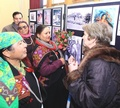 International Women's Day Celebrated in the Himalayan Roerich Estate