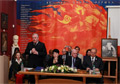 The International scientific and public conference «80 years of the Roerich Pact» in the International Centre of the Roerichs (October 8–11, 2015)