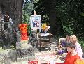 Puja in honour of Mrs. Lyudmila V. Shaposhnikova