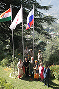 "Autumn Festival ""India-Russia-The Roerichs"" in the Sacred Himalayan Roerich Estate"