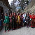 Woman's Day in the International Roerich Memorial Trust